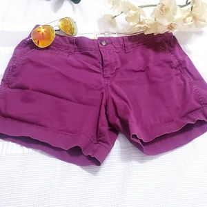 """Purple Perfect 5"""" Old Navy Shorts"""